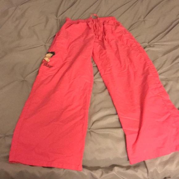 0cfc48896da Betty Boop Other - Betty Boop nurse scrub pants